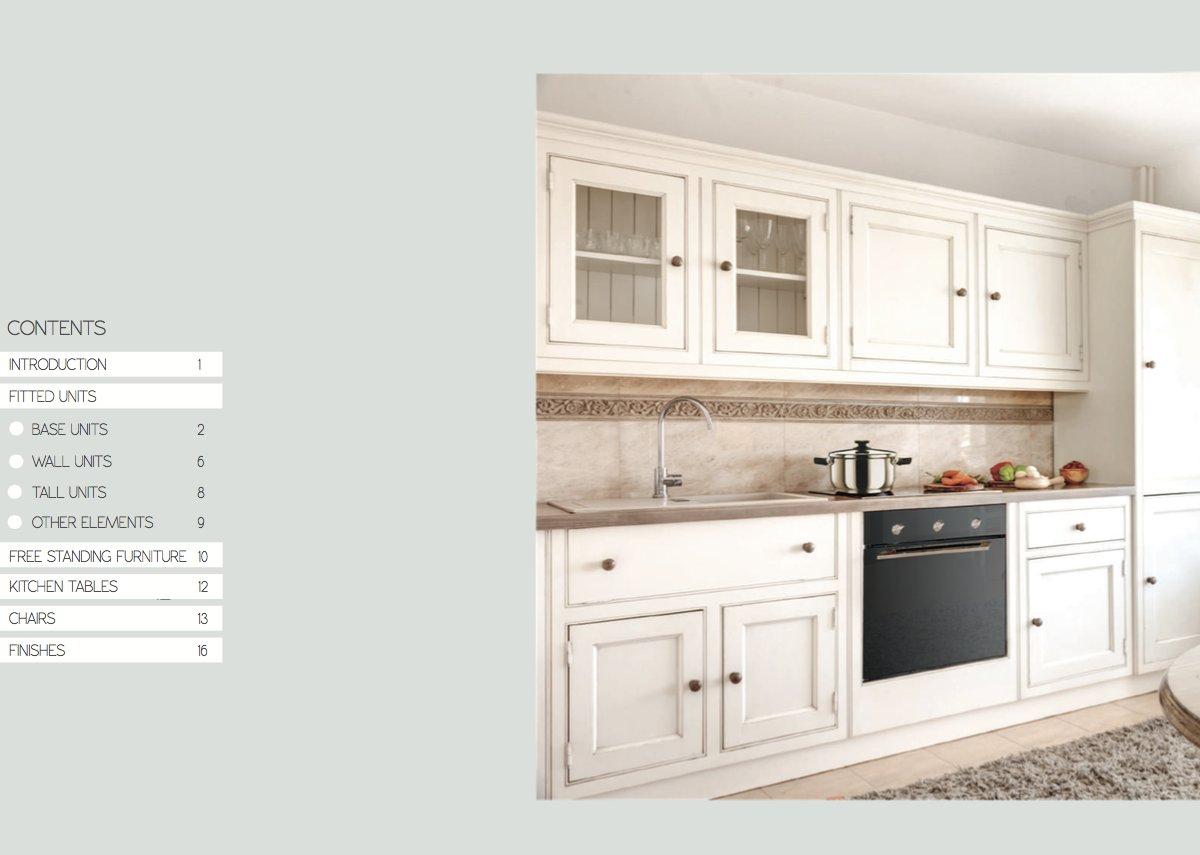 Küchen angebot münchen  Landhausmoebel Victors Home - Kuecheneinbau Selbstbaukueche