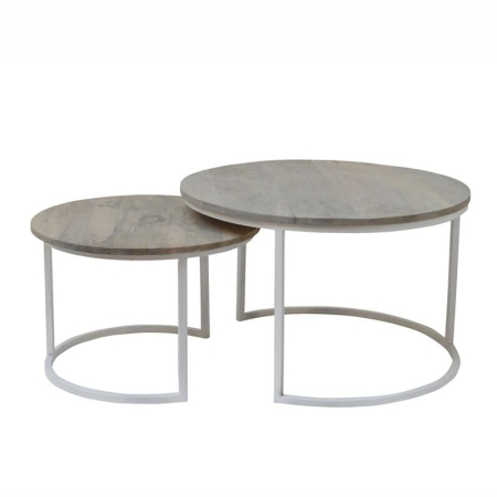 Landhausmoebel Victors Home - Couchtisch-Salontisch-Set-Coffeetable ...